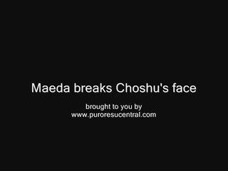 Infamous Maeda/Choshu Kick