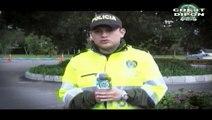 Capacitación en tácticas antiterroristas, policía francesa RAID - COPES policiadecolombia