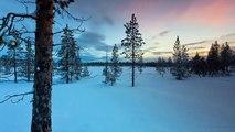 curiosidades: Impresionante Aurora Boreal (HD)