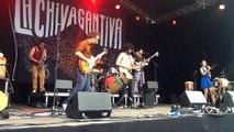 La Chiva Gantiva op Festival Mundial Tilburg zondag 29 juni 2015