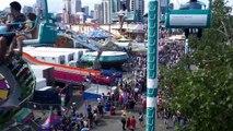 [Travel] 2014 Calgary stampede - Calgary, Alberta, Canada (sky view)