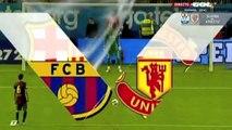 Barcelona vs Manchester United (0-0) 8-8-2012, Penales/Penalties (2-0) Amistoso/Friendly