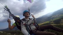 parapente & randonnées au cœur des alpes by liliangelik