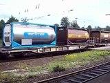 Züge in Altenbeken (NRW) Trains at Altenbeken (North Rhine-Westphalia)