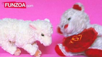 Baa Baa Black Sheep, Funny Rhyme, Mimi Teddy