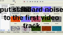 Sony vegas fade in and out styles + text style tutorial