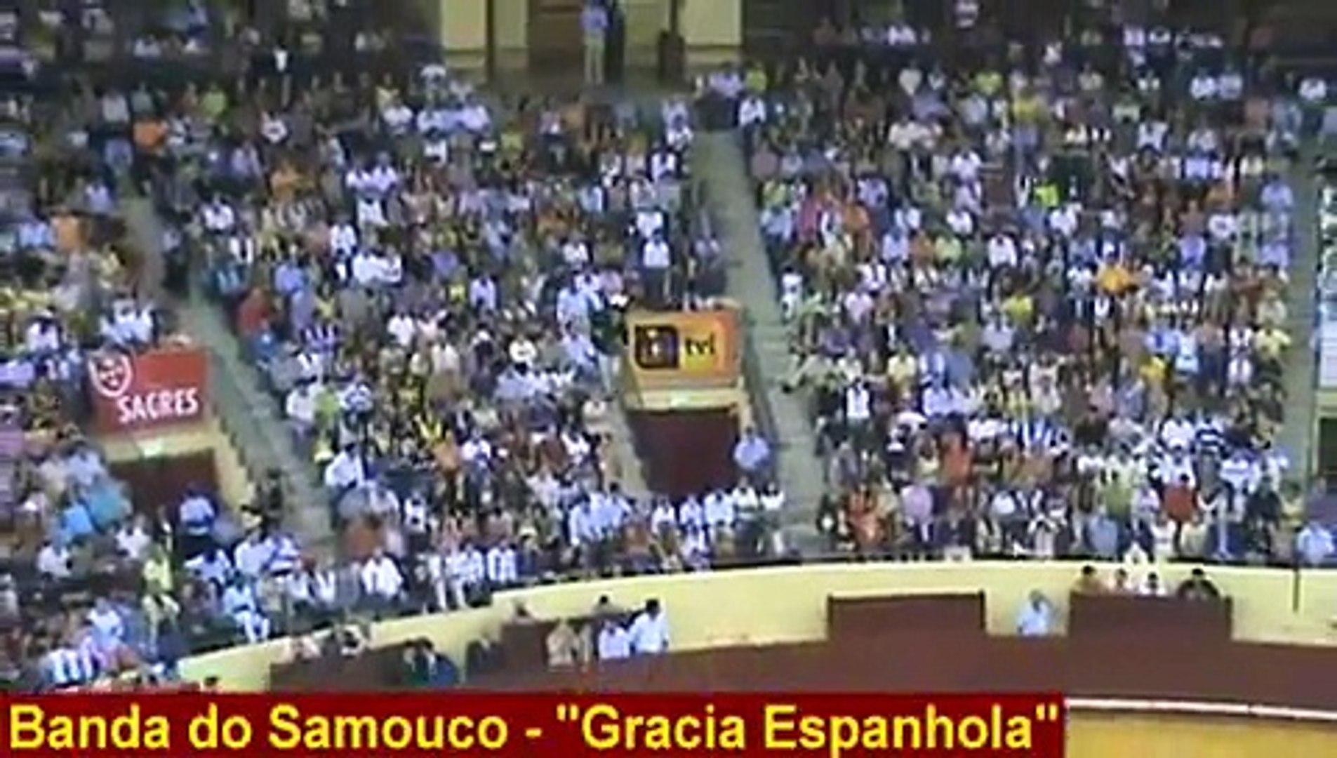 Campo Pequeno 2008 - Banda do Samouco - Corrida do Emigrante