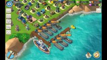 """Boom Beach - Task Force Tour! Operation """"Charleston""""   Task Force Attack Series!"""