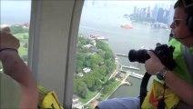 Notre vol en hélico au dessus de New York le 06/07/2015