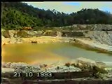 Malaysia Landslide - OKYANUSUN KARAYA AKTIĞI İNANILMAZ GÖRÜNTÜLER