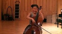 Yelin cello, Sonata in C Major(J.B. Breval)