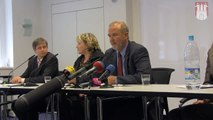 Former Executive of the Church of Scientology Marty Rathbun in Hamburg 07th September 2011 Q&A
