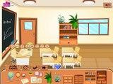 Beautiful renovation in the classroom! Developing a cartoon for girls! Children's cartoon!