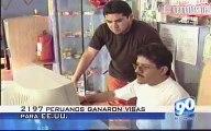 LLEGAN LOS SOBRES A LOS GANADORES DEL SORTEO DE VISAS DE RESIDENCIA AMERICANA (LOTERIA DE VISAS)