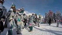 4K Snowboard Ski Edit Savognin 1 - GoPro HERO 4 Black