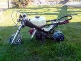 Pocket Bike Tuning