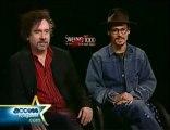 Tim Burton and Johnny Depp Interview