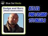 Photoshop Dodge and Burn - None-Destructive  (PS V1)