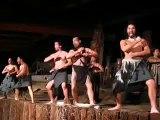 Haka Performance at Mitai Maori Village in Rotorua