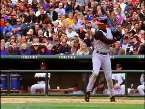 MLB Swings