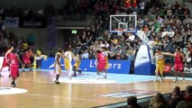 Highlights EWE Baskets Oldenburg vs. Telekom Baskets Bonn 20.03.2011