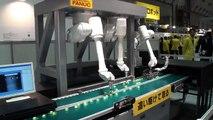 ファナック「今年のロボット大賞」受賞ロボット