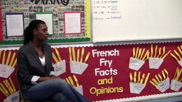 Favorite Food: Understanding Facts and Opinions (Virtual Tour)
