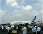 Airbus A380 & A340 at Farnborough Airshow 2006