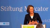 Eröffnung der Berliner Stiftungswoche im Projektzentrum Berlin, Vortrag Christina Rau