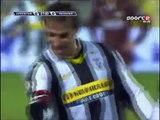 Juventus-Reggina 4-0 2008/09 Serie A 14esima giornata