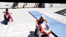 Crazy Sankah: course (GTA 5 Online)