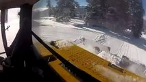 Helmet Cam Grooming at Ski Cooper, 12/5/13 (powder!!!)