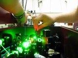 Trestles CW/fs laser for spectroscopy of carbon nanotubes and graphene  at Rice University