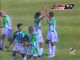 Cerro Porteño vs Atletico Nacional tercer gol libertadores