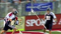Major League Lacrosse 2011 Highlights in HD--Bayhawks at Cannons