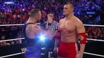 WWE Superstars: Santino Marella vs. Vladimir Kozlov