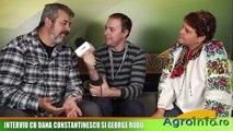 Interviu cu Dana Constantinescu si George Robu la Indagra 2011