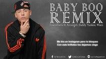 Baby Boo Remix - Cosculluela Ft Arcangel, Daddy Yankee, Wisin (Letra) (Video Lyric) REGGAETON 2015