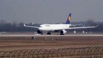 Lufthansa Airbus A330-343X [D-AIKQ] - Takeoff Munich Airport
