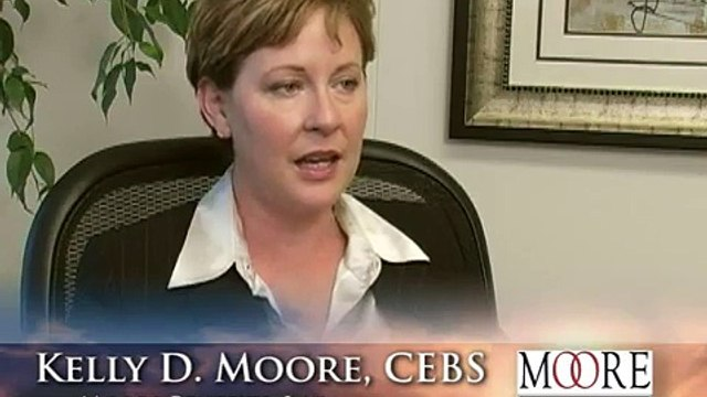 Employee benefits specialist Kelly Moore addresses group health plan vs. individual plans