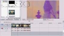 Sony Vegas Tutorial || Como poner tu Video en Camara Lenta o Camara Rápida