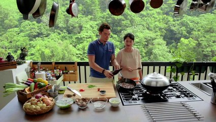 Family Kitchen with Sherson (TEASER) - Coming Soon in August 2015 on Asian Food Channel