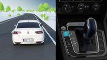 Volkswagen Passat GTE und Passat GTE Variant - Animation