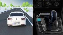 Volkswagen Passat GTE and Passat GTE Variant - Animation