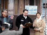 Jesus Salazar Candidate for 12th ward Alderman