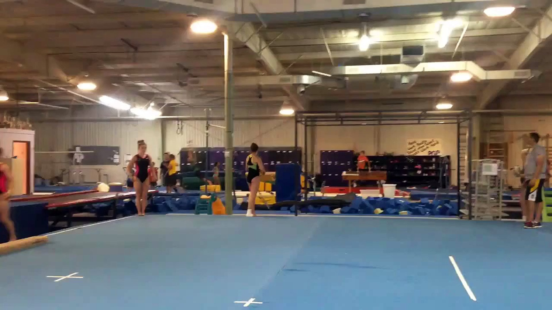 Morgan Adams - front handspring front full - 7/14/15