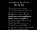 The Traveling Wilburys - End Of The Line (Jam Track plus Guitar Chords & Lyrics)
