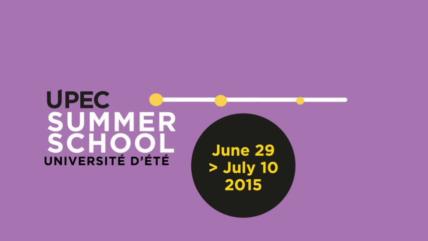 First edition of UPEC Summer School