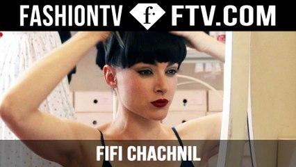 Fifi Chachnil Inspiration | Paris Haute Couture Fall/Winter 2015/16 | FashionTV
