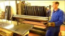 Fabrication of tubes for Aeolus..wmv